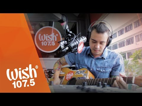 Jason Fernandez sings Panahon Na Naman Rivermaya  on Wish 1075 Bus