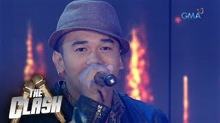 """The Clash: Sixto Tolitol shows off his suave version of '""""Tuloy Pa Rin"""""""