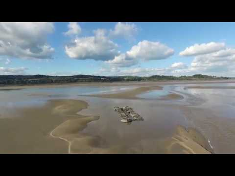 River Severn Wrecks survive 41000 tides