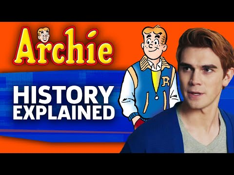The History Of Archie | Riverdale Explained
