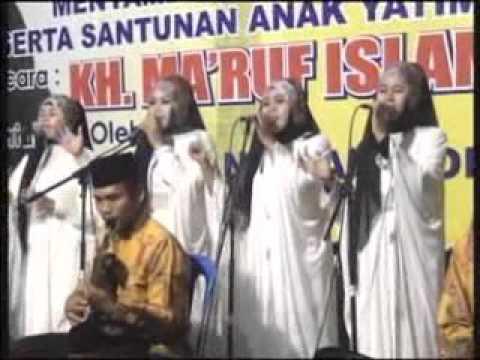 Suwargo Lan Neroko -  KH. MA'RUF ISLAMUDIN - Rebana WALI SONGO - Sragen