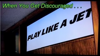 When You Get Discouraged - Mike Westhoff