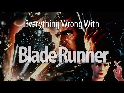 Thumbnail: Everything Wrong With Blade Runner In 17 Minutes Or Less
