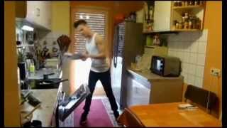 Robert Lenart kitchen routine