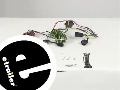 hopkins tow bar wiring plugs into vehicle wiring hm56301 reviewhopkins tow bar wiring plugs into vehicle wiring hm56108 review etrailer com duration 3 16