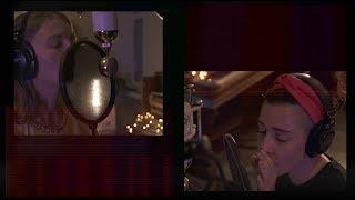 #2Маши Инея   видео с записи на студии