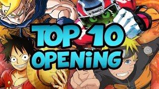 Top 10 Anime Openings 2015