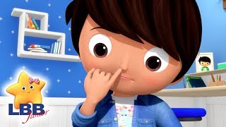 No No No Don't Pick Your Nose | Little Baby Bum Junior | Cartoons and Kids Songs | Songs for Kids
