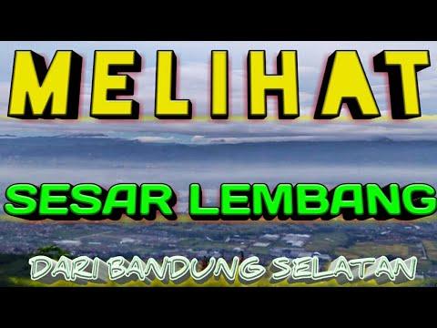 Sesar Lembang Terlihat Di Gunung Geulis 1154mdpl Baleendah Bandung Selatan