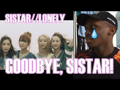 SISTAR - Lonely MV REACTION: FAREWELL SISTAR!!! XOXO 😢