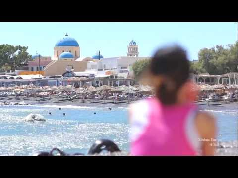 Santorini, the Island  --  A Xinhua Europe HD production