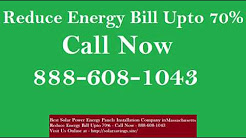 Best Solar Power (Energy Panels) Installation Company in Needham Massachusetts MA