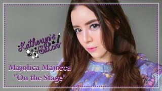 KATHERYN LEE MAKE UP ♥ Winter On stage Make Up by Majolica