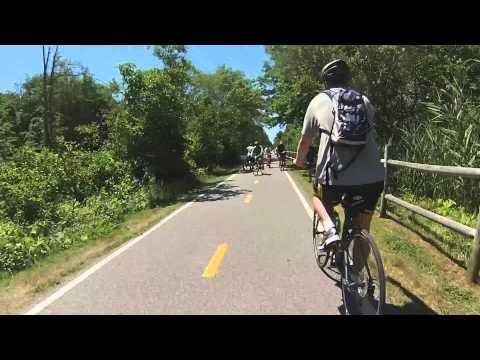 Rhode Island Bike ride