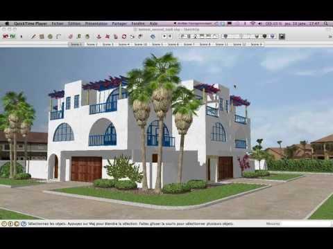 Crack architecte 3d gratuit crack telecharger for Architecte 3d vs sketchup