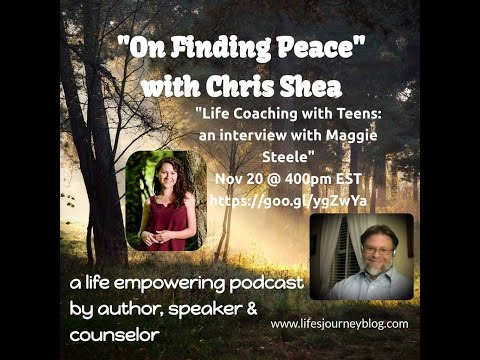 Life Coaching For Teens