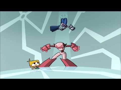 Robotboy SuperActivation Sequence Collection/Compilation In HD
