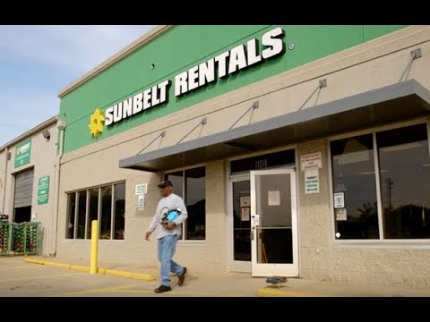 Sunbelt Rentals ToolFlex Equipment Rental Program