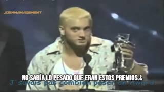 Eminem - MTV VMA'S 1999 (Sub Español)