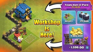 "LET'S BUY THIS ""TOWN HALL 12 SPECIAL PACK"" 