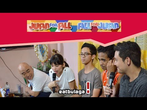 Juan For All, All For Juan Sugod Bahay | February 12, 2018