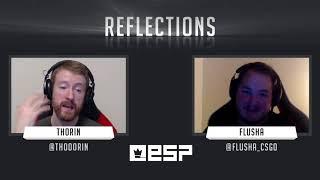 'Reflections' with flusha (CS:GO)