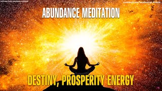 Luck & Prosperity Meditation + Miracle Music !! Solfeggio Frequency Money Attraction Happens