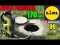 LIDL nettoyeur haute pression PARKSIDE 170 BAR PHD 170 A1 2400W Pressure Washer Hochdruckreiniger