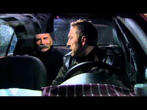Ezel 12. Bölüm Ramiz Dayı ile sahte taksici