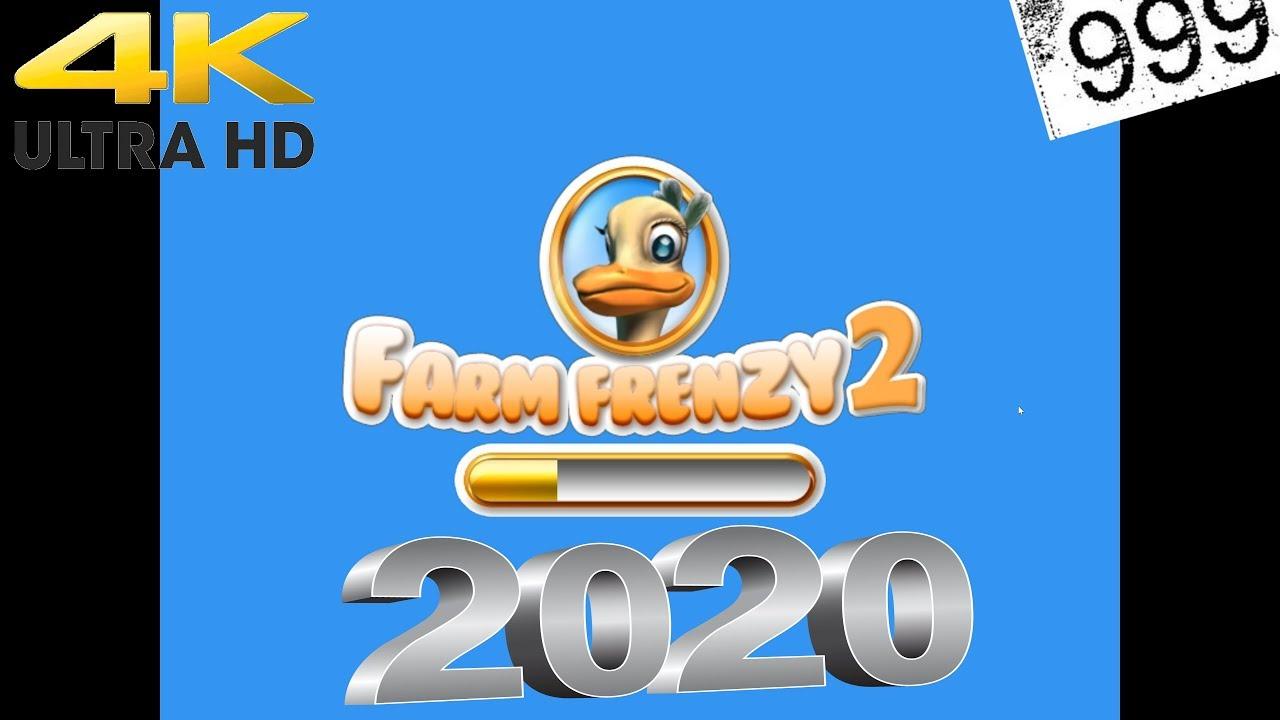 +999 CRAFT (2020 mode) FARM FRENZY 2: [4K UHD 60fps]