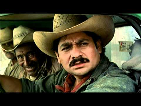 The Mexican trailers