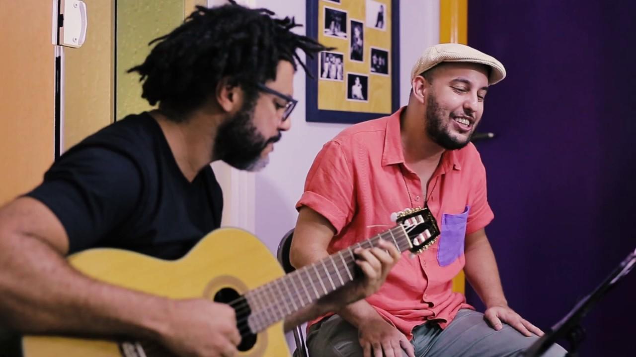 Linguaruda - Tonho Costa e Paulo Vitor Poloni