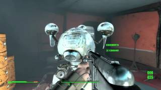 Fallout 4 Searching For Recon Team Part 1 Jacobs password
