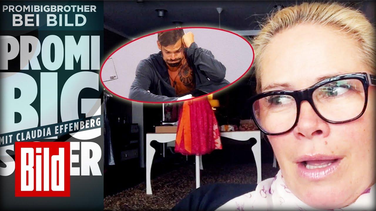 Promi Big Brother Claudia Effenberg Hat Ein Herz Für Daniel