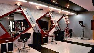 #1394. Лучшие интерьеры - Салон-парикмахерская в Симферополе (150 кв.м)