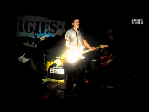 ARGIES China Tour 2012.5.13 Wuhan 173ArtHouse.flv