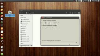 Creating a bootable Live USB pen drive with Ubuntu in a minute
