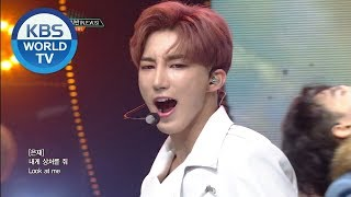 14U - COMPASS(N.E.W.S)   14U(원포유) - 나침반(N.E.W.S) [Music Bank / 2018.11.09]