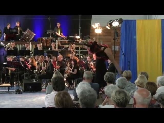 FOH31 2018 - Danseurs Angélique et Hermann - Pirates des Caraïbes par l'Union Musicale Lauragaise