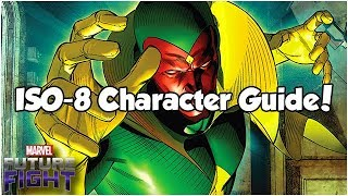 ISO-8 Character Guide! (UPDATED!) - Marvel Future Fight
