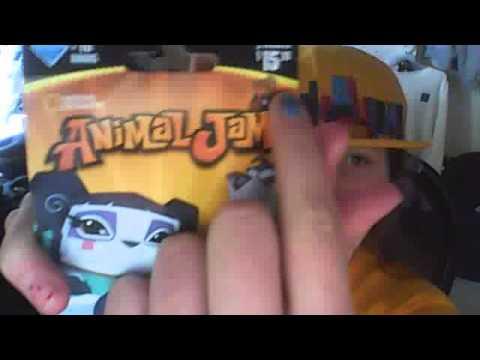 how to get free membership cards on animal jam