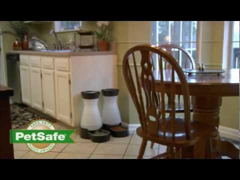 PetSafe Healthy Pet Food and Water Station Overview - www.petsafe.net