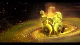 Новая вещь из Immortal Treasure 3 TI5 - Invoker