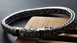 Best 925 Silver Bracelets for Women & Men