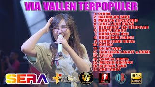 VIA VALLEN FULL ALBUM TERBARU 2019 2020 OM. SERA | SMS PRO AUDIO