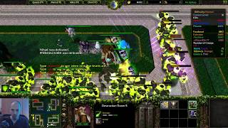 Warcraft 3 | Green Circle Team TD 2.0 | Endless Round