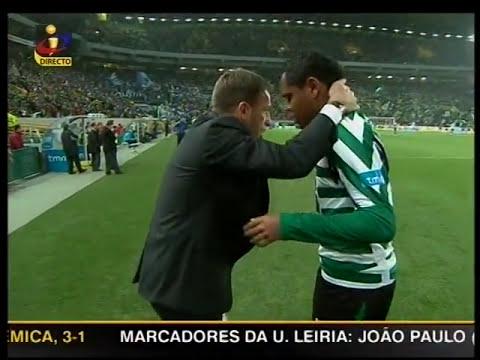 17J :: Sporting - 2 x Porto - 0 de 2007/2008
