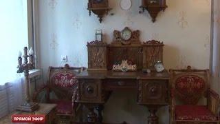 Житель Алапаевска превратил квартиру в антикварную лавку(, 2014-08-20T16:31:48.000Z)