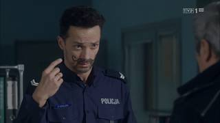 """Ojciec Mateusz"" – Salvador Dali z komendy – scena z odc. 271"