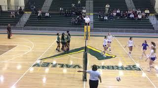 Download Video 102518 5A VB Playoffs SV v Fort Mill MP3 3GP MP4
